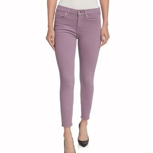 NWT 7 FOR ALL MANKIND Gwenevere Ankle Skinny 32